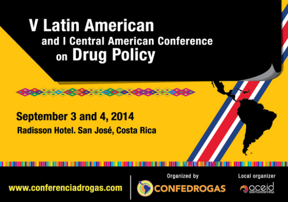 V Latin American Conference on Drug Policy